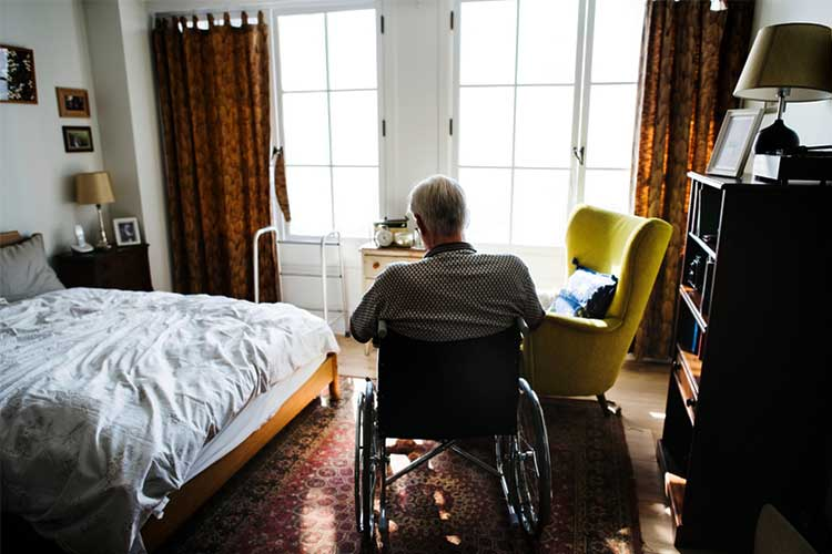 neglected elderly man an example of a reportable incident