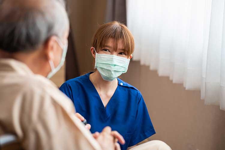 reflection in action bedside nursing