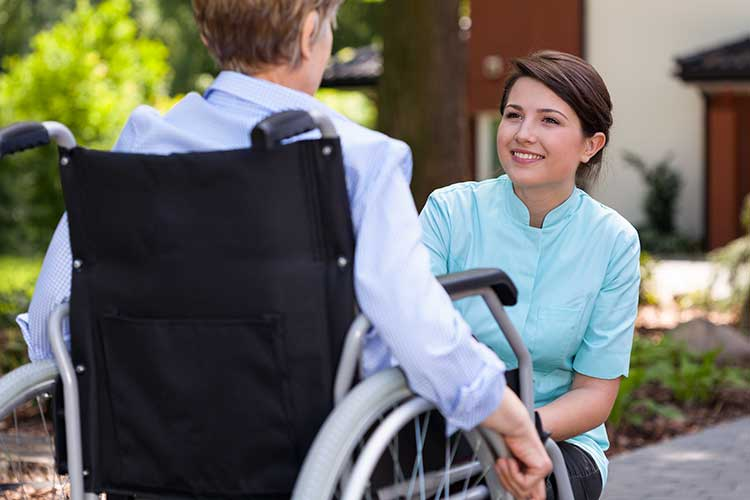 continuity of supports participant with carer