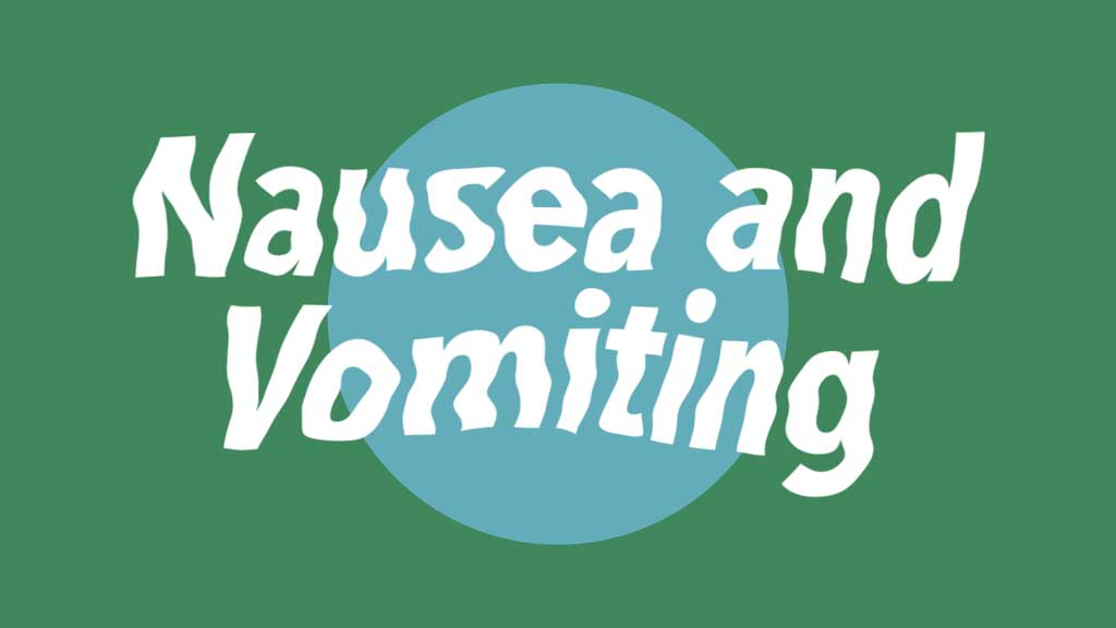Cover image for: Nausea and Vomiting in Palliative Care