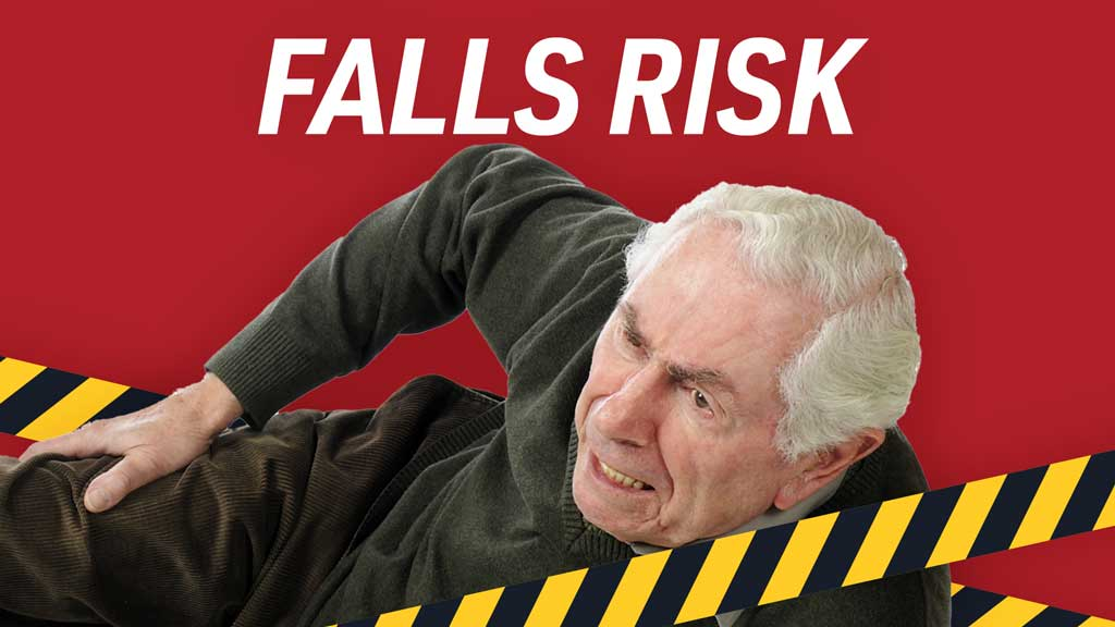 Cover image for: Identifying Falls Risk