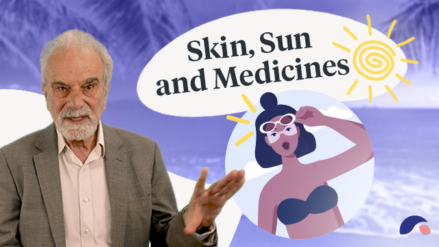 Cover image for lecture: Skin, Sun and Medicines