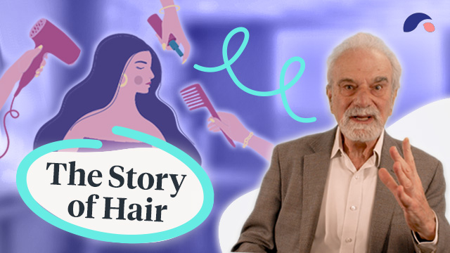 Cover image for lecture: The Story of Hair