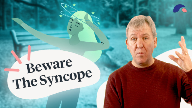 Cover image for lecture: Beware the Syncope