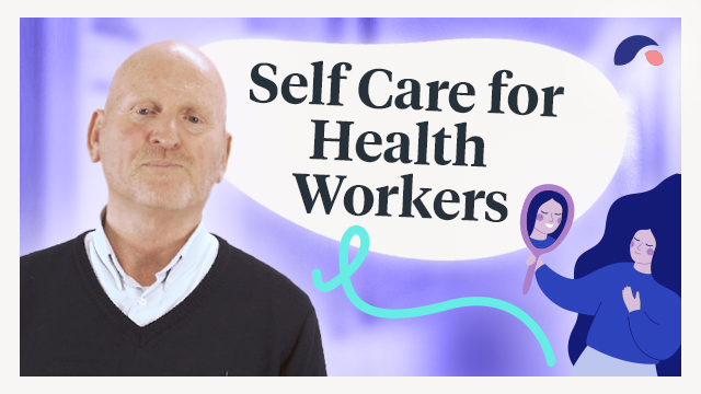 Cover image for lecture: Let's Chat with Healthcare Workers