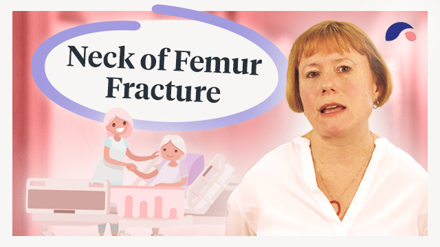 Cover image for lecture: Neck of Femur Fracture