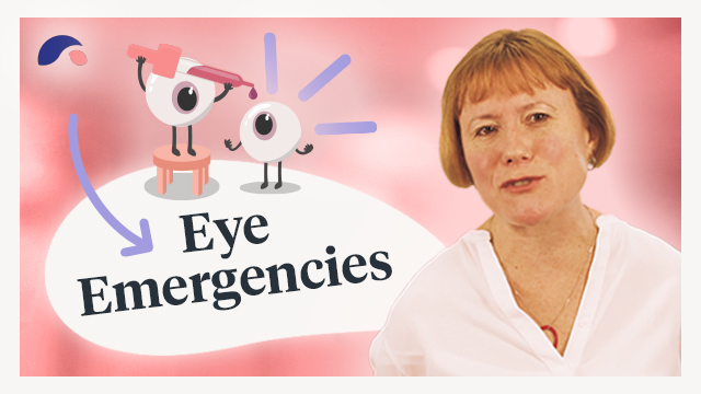 Cover image for lecture: Eye Emergencies