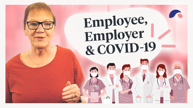 Cover image for lecture: OH&S: Employee, Employer and COVID-19