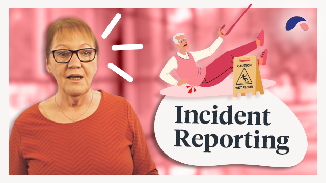 Cover image for lecture: Reporting Incidents with Confidence