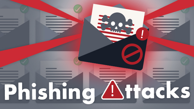 Cover image for lecture: Cyber Security: Defending Against Phishing